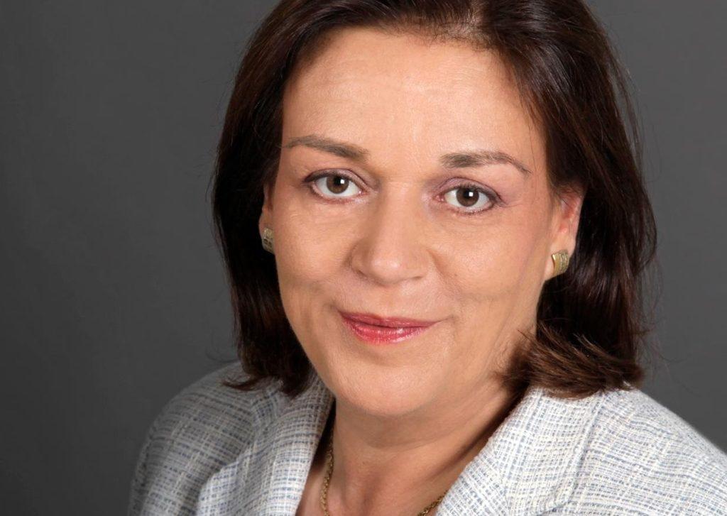 Dolmetscherin Angela Keil