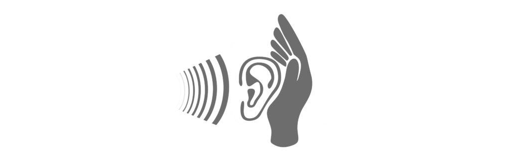 Dolmetschen und Hören