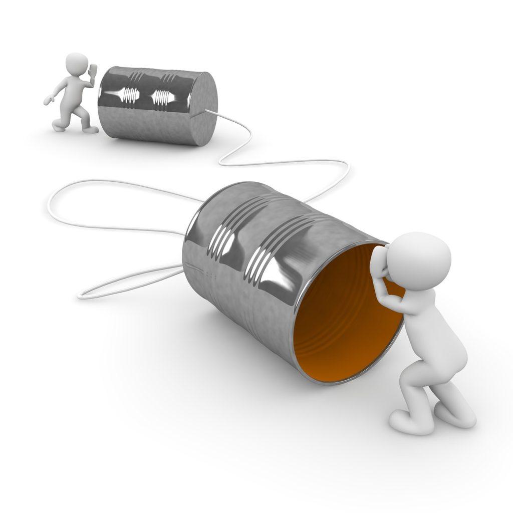 Dolmetscher und Kommunikation