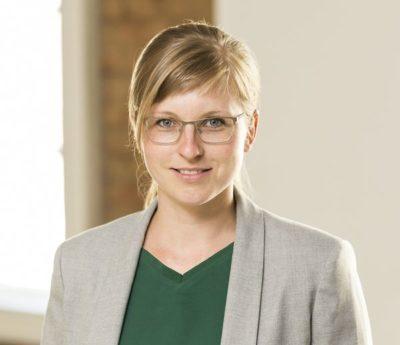 Konferenzdolmetscherin Maike Wohlfarth