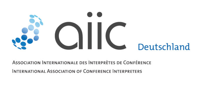 Dolmetscher der AIIC Deutschland